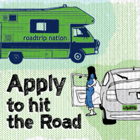 Apply to hit the road!